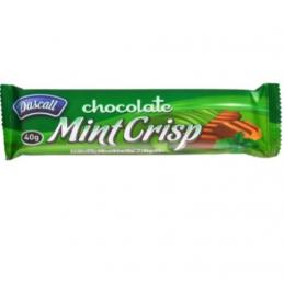 Pascal Mint Chocolate 40g