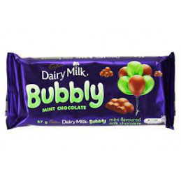 Cadbury Bubbly Mint...