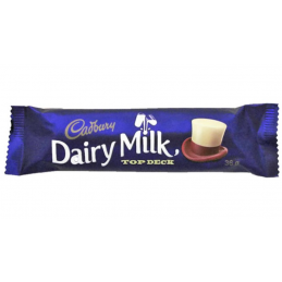 Cadbury Dairy Milk Top Deck...