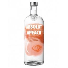Absolut Vodka Peach 1lt