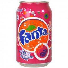 Fanta Grape Can 330ml