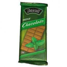 Pascal Mint Chocolate 75G
