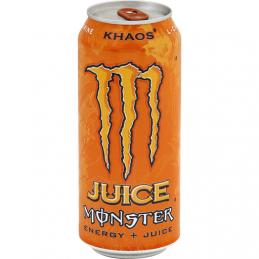 Monster Energy Khaos 500Ml