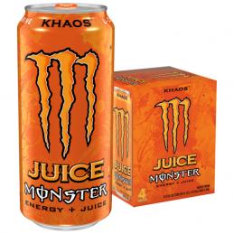 Monster Energy Khaos 500Mlx4