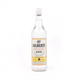 Gilberts London Dry Gin 750ml