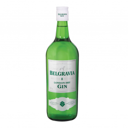 Belgravia London Dry Gin 750ml