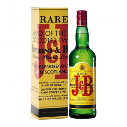 J & B Rare Whiskey 1Lt