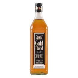 Gold Blend Black Whiskey 750ml