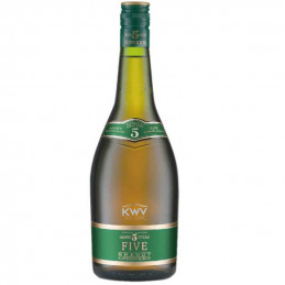 Kwv Brandy 5 Years 750ML