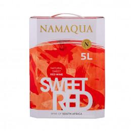 Namaqua Sweet Red Wine 5lt