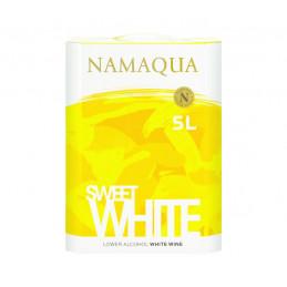 Namaqua Sweet White Wine 5lt