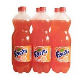 Fanta Orange 2Ltx6