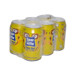 Sparletta Pinenut Cans 330mlx6