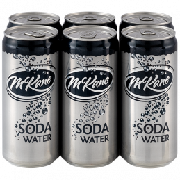 Mckane Soda Water Mixers...