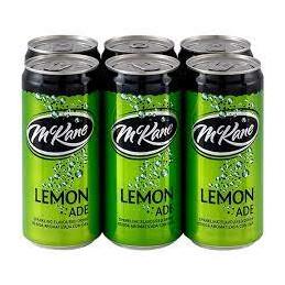 Mckane Lemonade Mixers 300mlx6