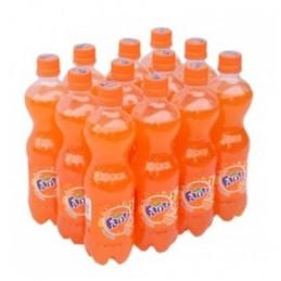 Fanta Orange Pet 500mlx12
