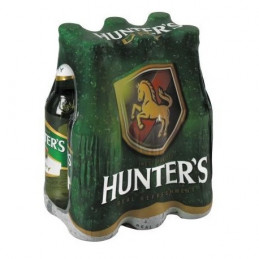Hunters Dry Cider 330mlx6