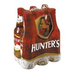 Hunters Gold Cider 330mlx6