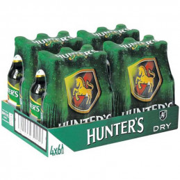 Hunters Dry Cider 330mlx24