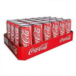 Coca cola Cans 440mlx24