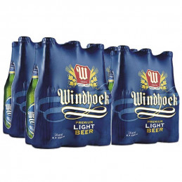 Windhoek Light Beer Nrb...