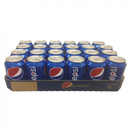 Pepsi Cans 330mlx24