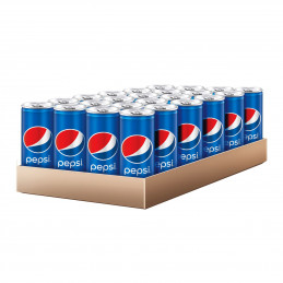 Pepsi Cans 440mlx24