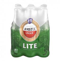 Amstel Lite Beer Nrb 330mlx6