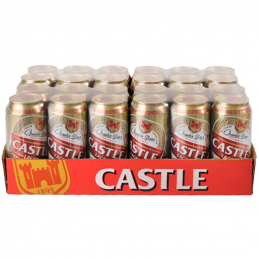Castle Lager Cans 440mlx24