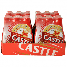 Castle Lager Nrb 340mlx24
