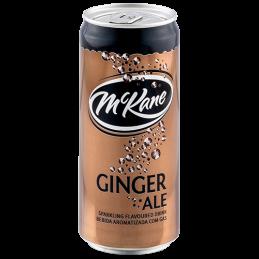 Mckane Ginger Ale Mixers...