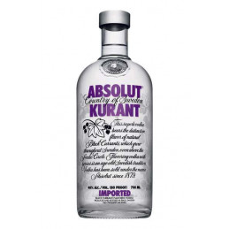 Absolut Vodka Kurant 1lt