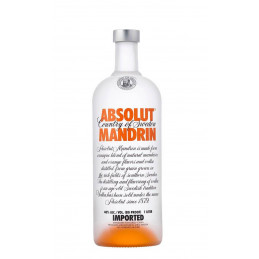 Absolut Vodka Mandarin 1lt