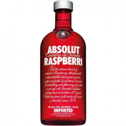 Absolut Vodka Raspberri 1lt