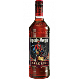 Captain Morgan Dark 750ml