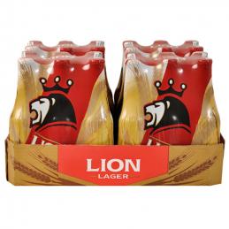 Lion Lager Nrb 340mlx24