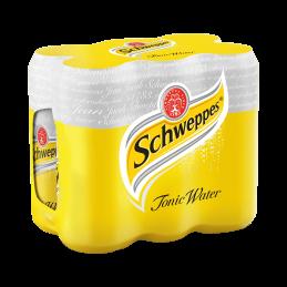 Schweppes Tonic Water 200mlx6
