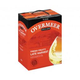 Overmeer Late Harvest Wine 5lt