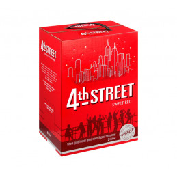 4th Street Sweet Red Wine 5lt