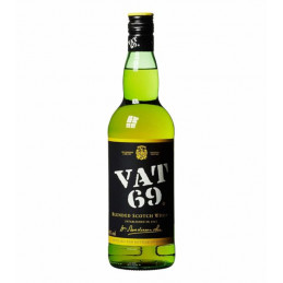 VAT69 Whiskey 750ml