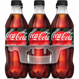 Coca Cola Zero Pet 500mlx12