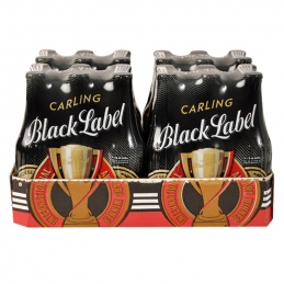Carling Black Label Lager...