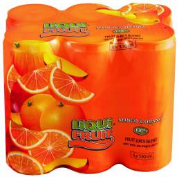 Liquifruit Mango & Orange...