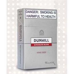 Dunhill Filter Cigarettes...