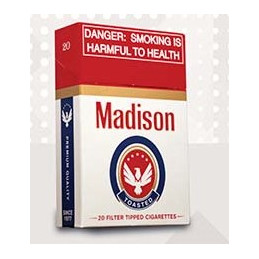 Madison Toasted Cigarettes...