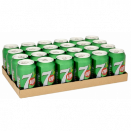 7 Up Cans 440mlx24