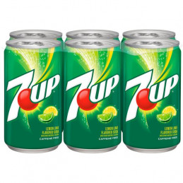 7 Up Cans 440mlx6