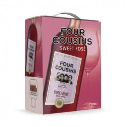 Four Cousins Sweet Rose 5lt