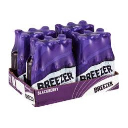 Breezer Blackberry 275mlx24
