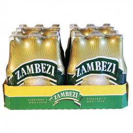 Zambezi Lager Nrb 340mlx24